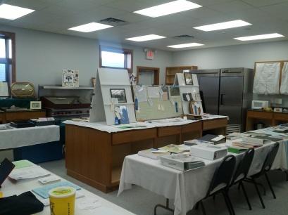 Genealogy Exhibit